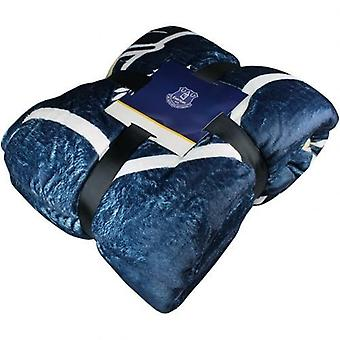 Everton Sherpa Fleece deken