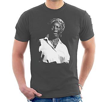 Nina Simone Royal Albert Hall 1998 Miesten t-paita