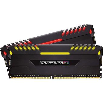 Corsair Vengeance RGB 16 GB (2 x 8 GB) DDR4 2666MHz Memory Kit