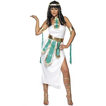 Vestuario de la mujer egipcia vestido para damas