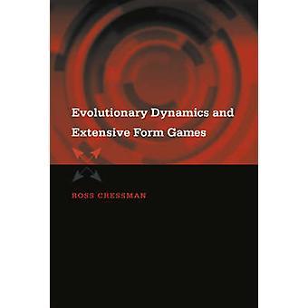 Dinâmica evolutiva e jogos de forma extensiva por Ross Cressman - 978