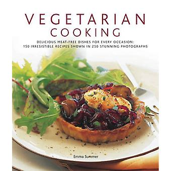 Vegetarian Cooking by Emma Summer - 9780754818120 Book