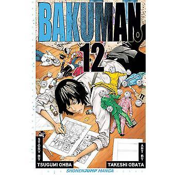 Bakuman by Tsugumi Ohba - Takeshi Obata - 9781421541365 Book
