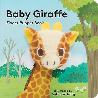 Baby Giraffe - Finger Puppet Book by Chronicle Books - 9781452156118 B