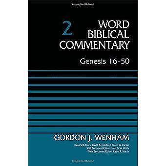 Gênesis 16-50, Volume 2 (comentário bíblico da palavra)
