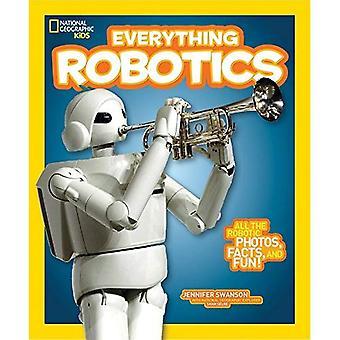 National Geographic Kids tout robotique