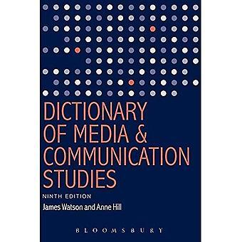 Dicionário de estudos de comunicação e mídia