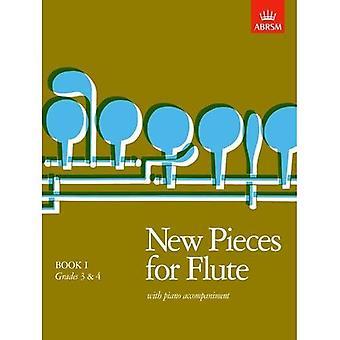 Nowe utwory na flet, dokonać rezerwacji I: (klas 3-4): gatunki Bk. 3-4 1
