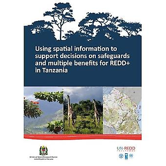 Met behulp van ruimtelijke informatie ter ondersteuning van beslissingen over de waarborgen en meerdere voordelen voor REDD + in Tanzania