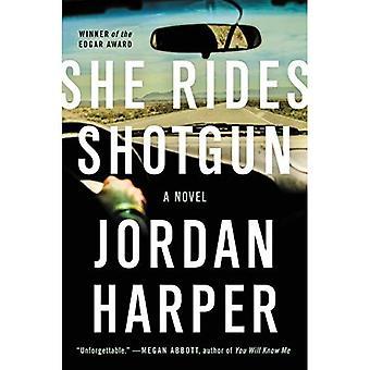 Hon Rider Shotgun