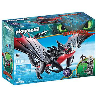 Playmobil 70039 Dragons - Deathgripper en Grimmel