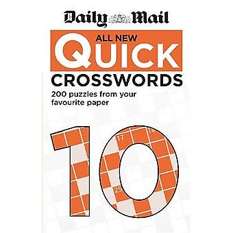 Daily Mail All New Quick Crosswords 10