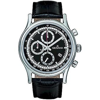 Grovana horloges mens watch van specialiteiten chronograaf 1730.9537