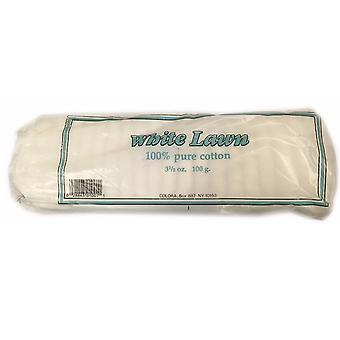 White Lawn Cotton Wool