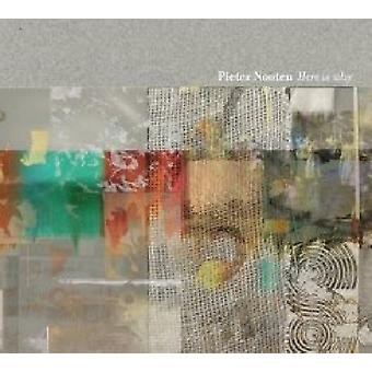 Pieter Nooten - Here Is Why [CD] USA import
