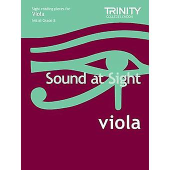 Sound at Sight Viola Initial-Grade 8 - Sample Sight Reading Tests for