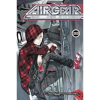 Air Gear 33 by Oh! Great - 9781612622484 Book