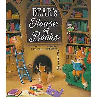 Bear's House of Books by Poppy Bishop - Alison Edgson - 9781680100389
