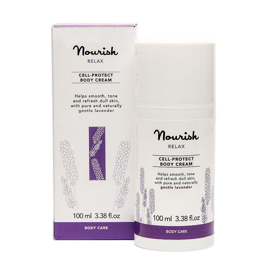 Relax Cell-Protect Body Cream