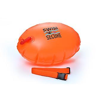 Swim Secure Tow Float Orange Swim Training Aid