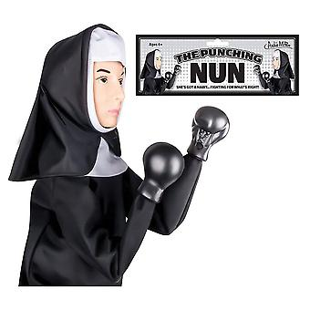 Archie McPhee Nun stansning Puppet