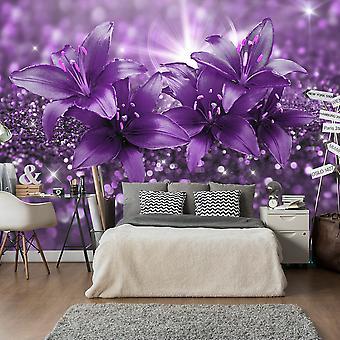Fotomural - Masterpiece of Purple