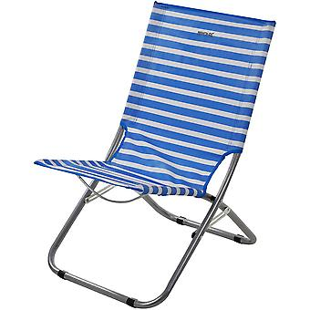 Regatta Kruza Beach Collapsable Camping Deck Chair Lounger