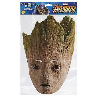 Avengers Mask Groot