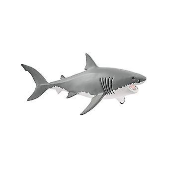 Schleich White Shark