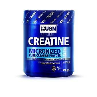 USN Creatine Monohydrate Intense Training Performance Increasing Powder - 500g