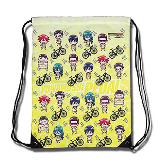 String Backpack - Yowamushi Pedal - Sohoku Group SD Draw Sling Bag ge82321