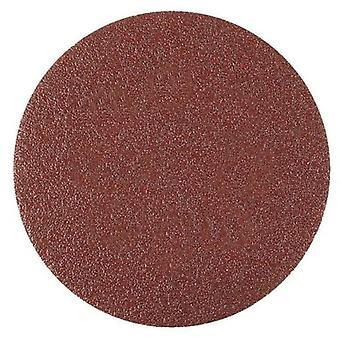 Wolfcraft 5 60 grit self-adhesive sanding discs