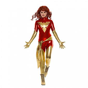 X-Men Dark Phoenix Deluxe puku