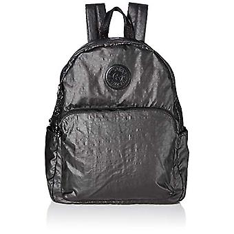 Kipling BASIC PLUS Backpack - 42 cm - 17 liters - Black Metallic