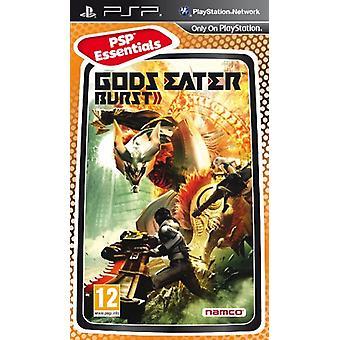 God Eater Burst - Essentials (PSP) - New
