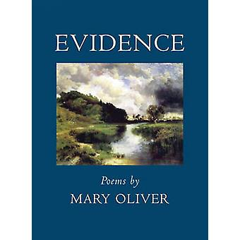 Evidence - Poems by Mary Oliver - 9780807069059 Book