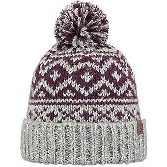 Barts Mens Cartonn Warm Knit Fleece Lined Winter Beanie