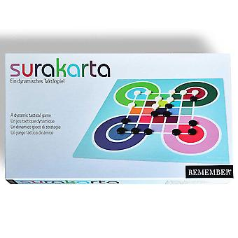 Remember Surakarta board game from Indonesia