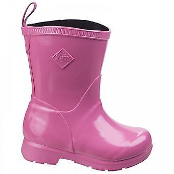 Muck stövlar bergen Kids lätt regn Boot Pink