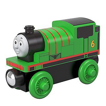 Thomas & Friends-kleine houten motoren Percy Toy
