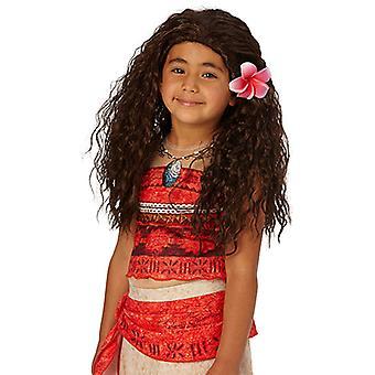 Vaiana wig for children