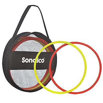 Sondico Unisex Flat Hoop Set