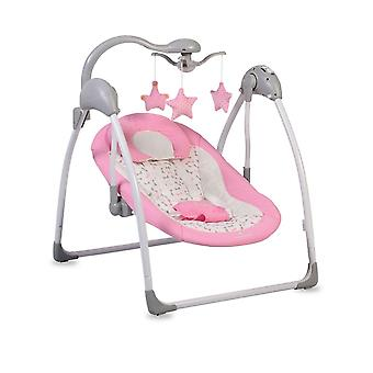 Baby rocker Jessie electric with timer music function remote control Mobile