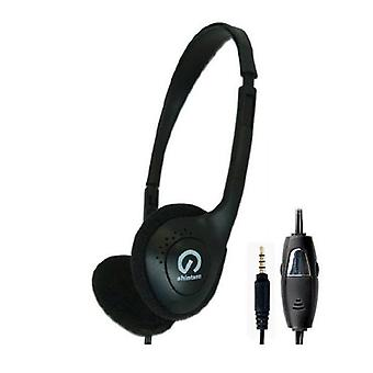 Shintaro Headset Stereo With Inline Microphone