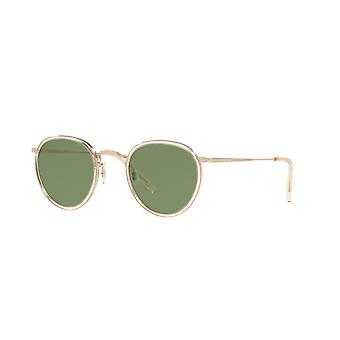 Oliver Peoples MP-2 SUN OV1104S 5145/52 Buff/Green Sunglasses