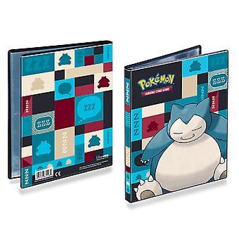 Ultra Pro Pokemon 4-Pocket Portfolio Snorlax