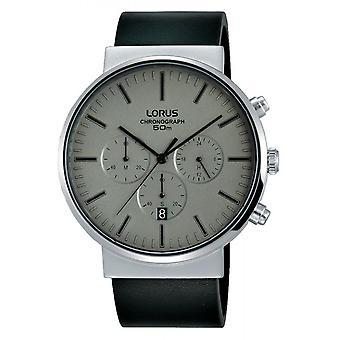 Montre Lorus RT381GX9 - Montre Classique Cuir Noir Homme
