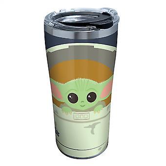 The Mandalorian Baby Yoda Cartoon Tervis® Stainless Steel Tumbler