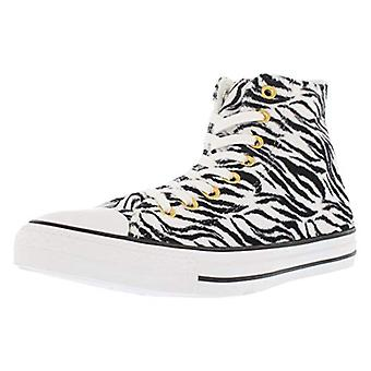Converse Womens ctas hi Fabric Hight Top Lace Up Fashion Sneakers