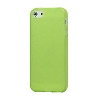 AirSkin ultra-mince translucide vert Givré Shell iPhone 6S 6